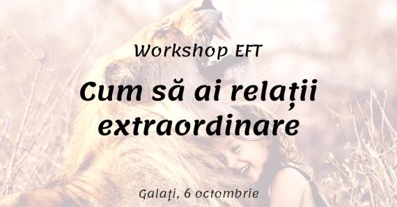 Seminar introductiv - Tehnicile de eliberare Emoțională (5)