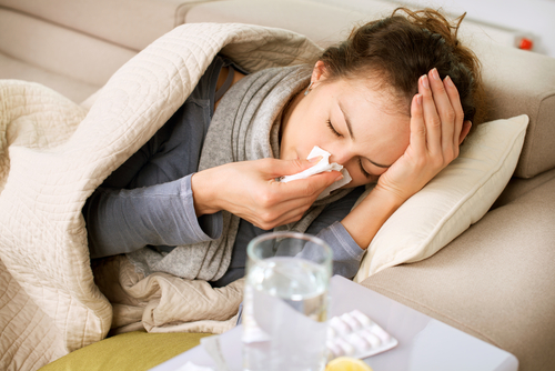 7 metode pentru a scăpa de gripă
