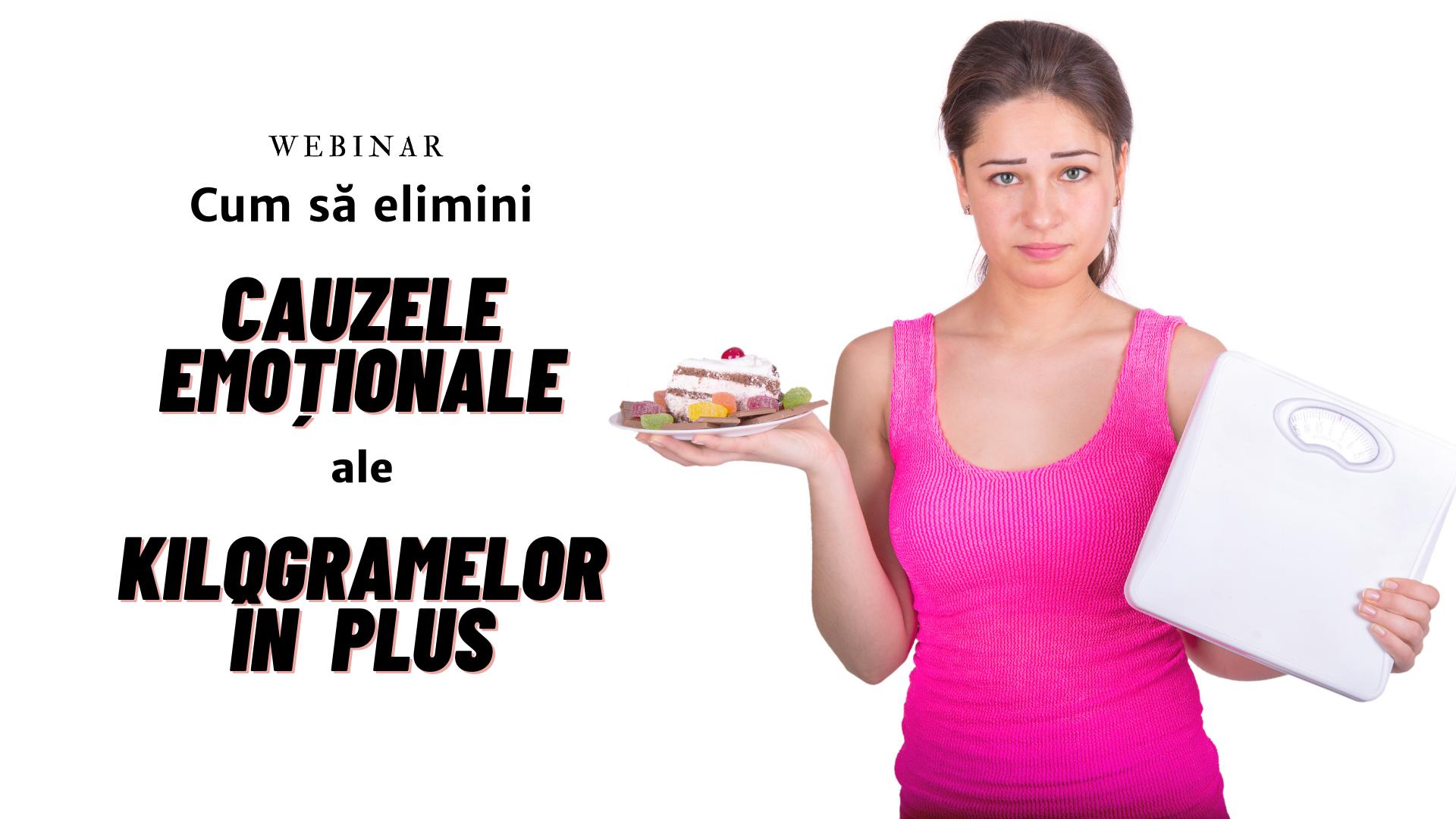 Cum sa elimini cauzele emotionale ale kilogramelor in plus